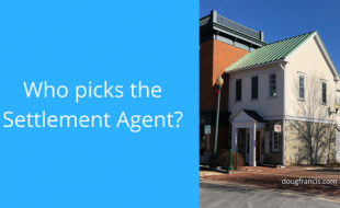 How to pick a Settlement Agent