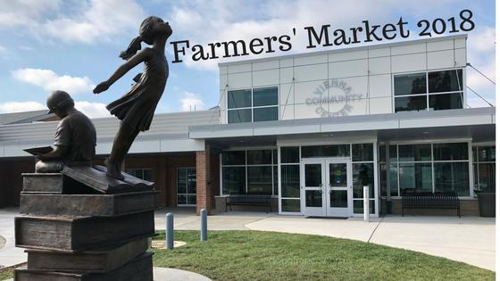 Vienna VA Farmers Market 2018