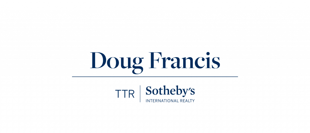 Doug Francis Realtor TTR Sothebys International Realty
